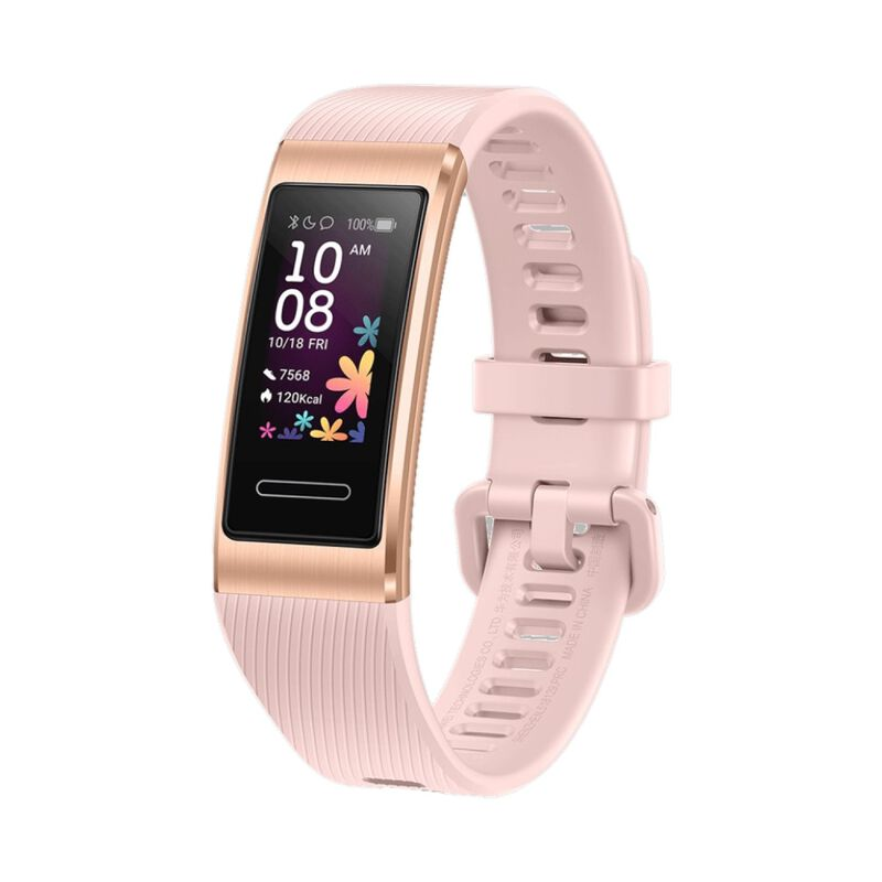 Huawei Band 4 Pro Watch -  pink-gold