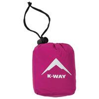 K-Way 20-40L Rain Cover I -  berry