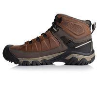 Keen Men's Targhee 3 Mid Waterproof Boots -  brown-driftwood