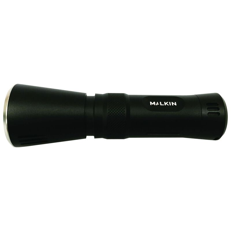 Malkin L120 Flashlight -  black