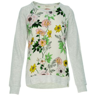 Rare Earth Women's Akemi Floral Sweat