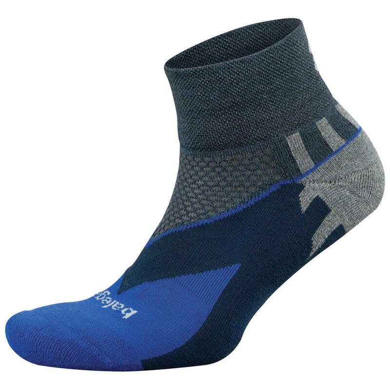 Balega Enduro Quarter Sock -  cobalt-grey