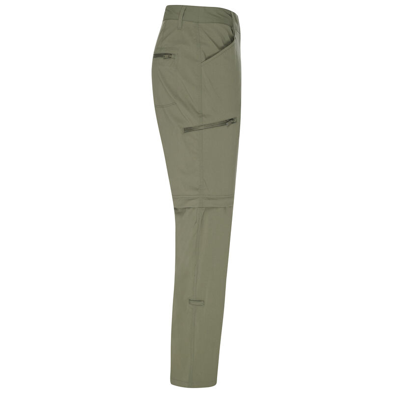 Rare Earth Women's Kylie Zip-Off Pants -  olive