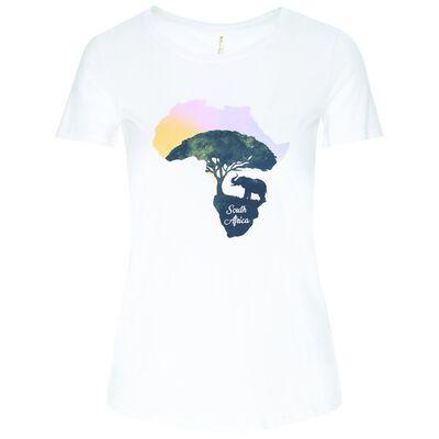 Rare Earth Women's Elephant T-Shirt