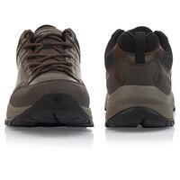 Hi-Tec Men's Altitude VI Low Shoe -  chocolate-black