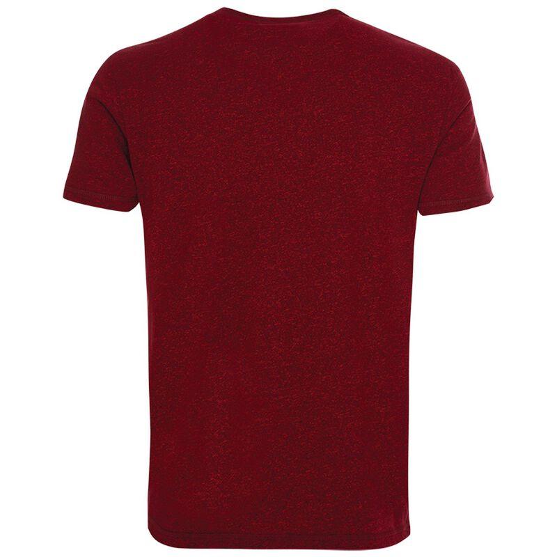 K-Way Men's Experience S19.1.2 T-Shirt -  oxblood