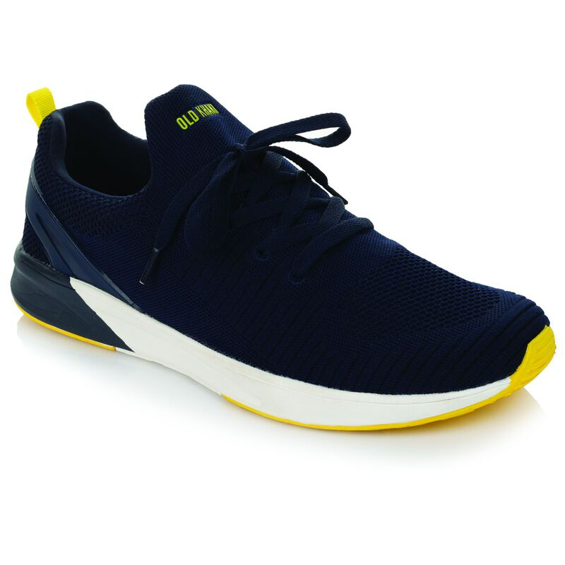 Old Khaki Men's Aryan Sneakers -  navy-yellow