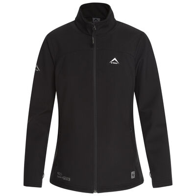 K-Way Women's Cove Eco Softshell Jacket