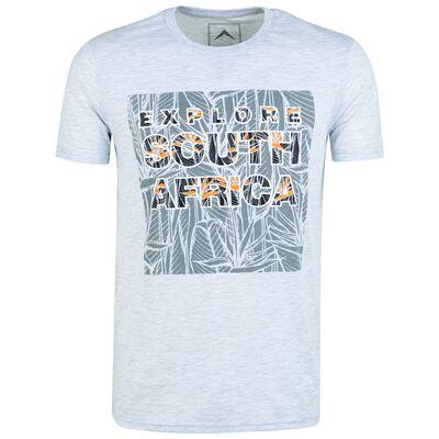 K-Way Men's Tourist SA S19.1 T-Shirt