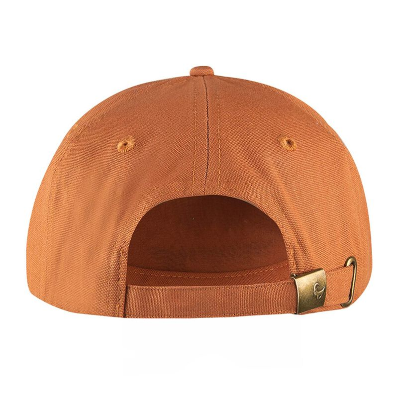 Old Khaki Men's Archie Rust Forest Embroidered Peak Cap -  dc9510