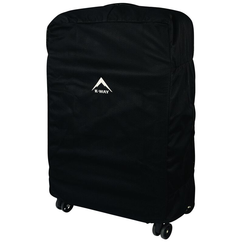 K-Way 100L Luggage Cover -  black