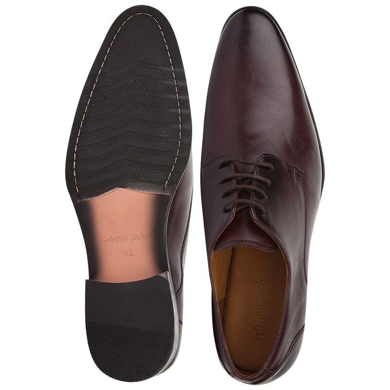 Arthur Jack Men's Jordan Shoe -  chocolate