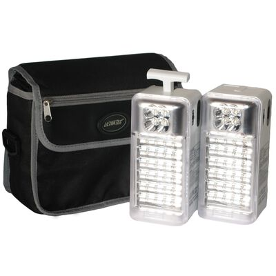 Ultratec Multifunction 2 PC LED Emergency Lamp Kit AC/DC