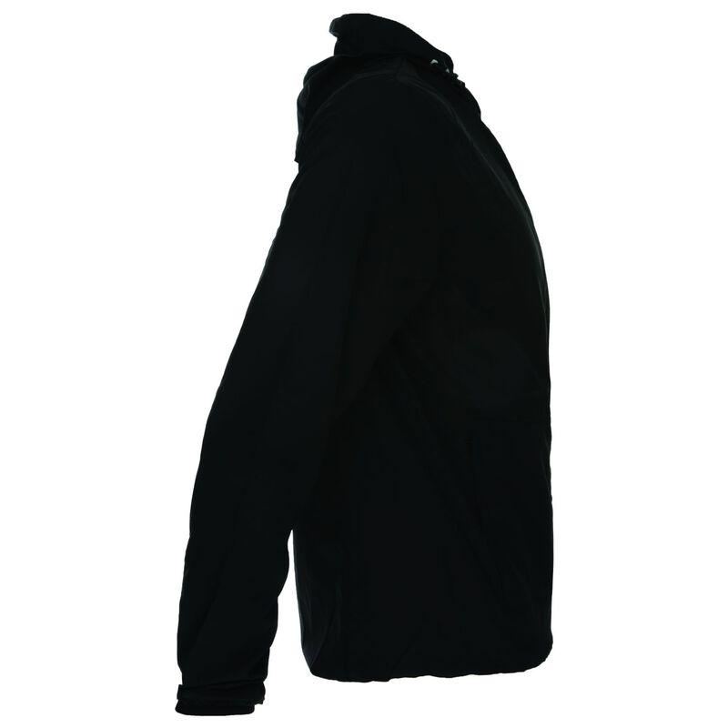 K-Way Men's Explorer Traveller Jacket  -  black