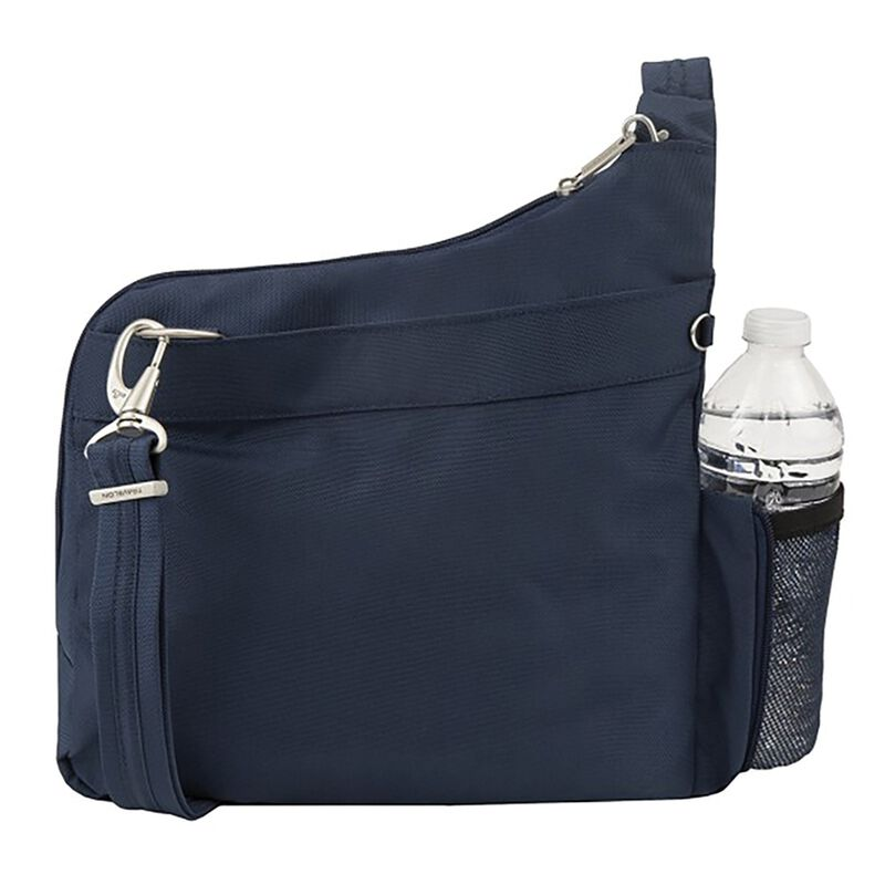 Travelon Anti-Theft Classic Messenger Bag -  black