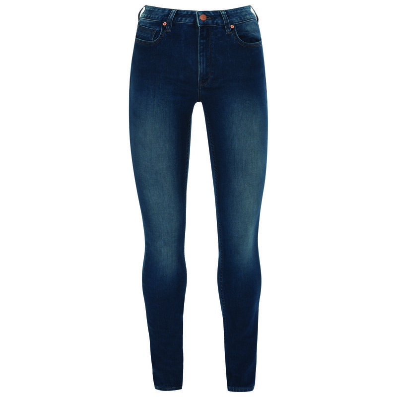 Maria Women's Skinny Denim -  midblue