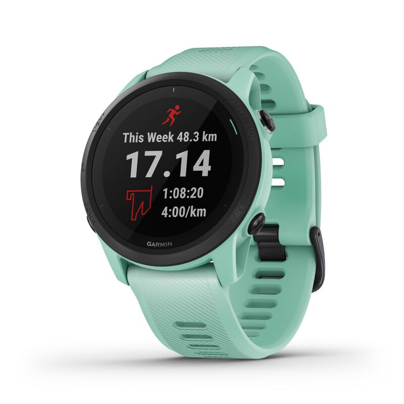 Garmin Forerunner 745 GPS Fitness Watch -  seablue