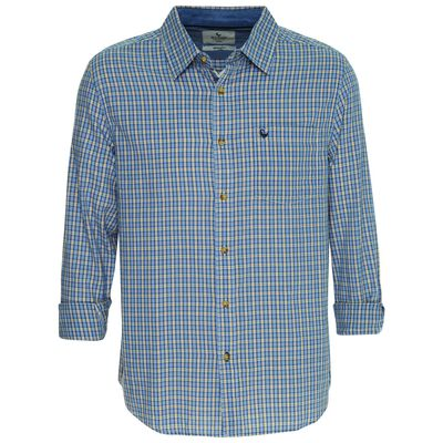Levin Men's Regular Fit Shirt