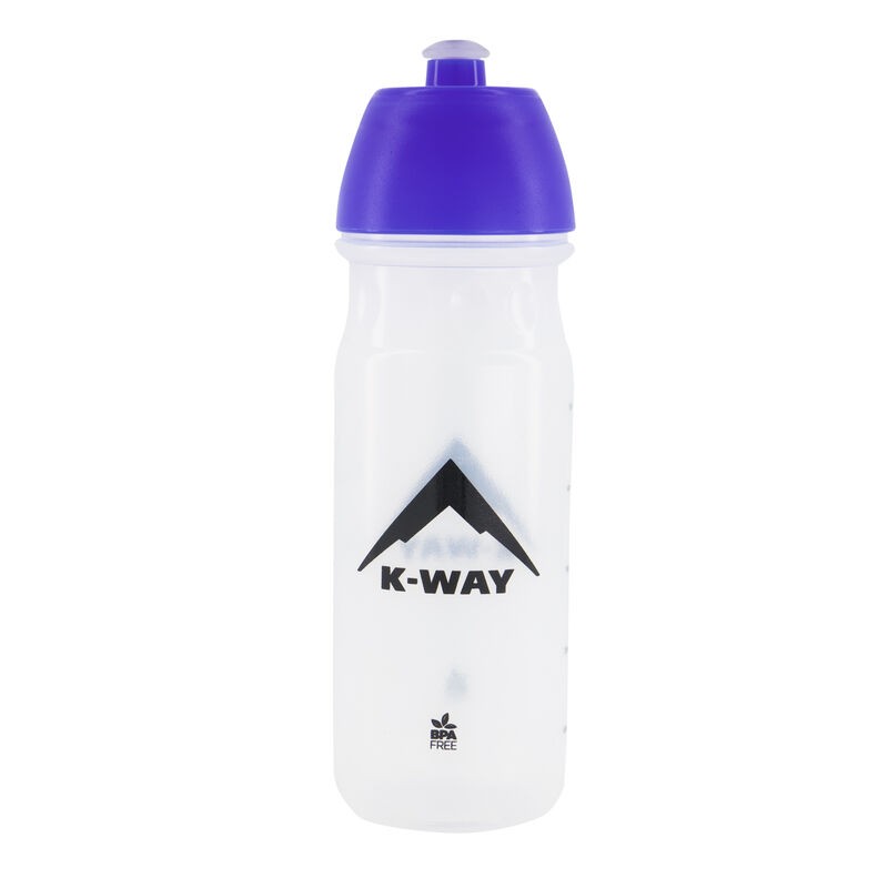 K-Way Water Bottle 750ml -  blue