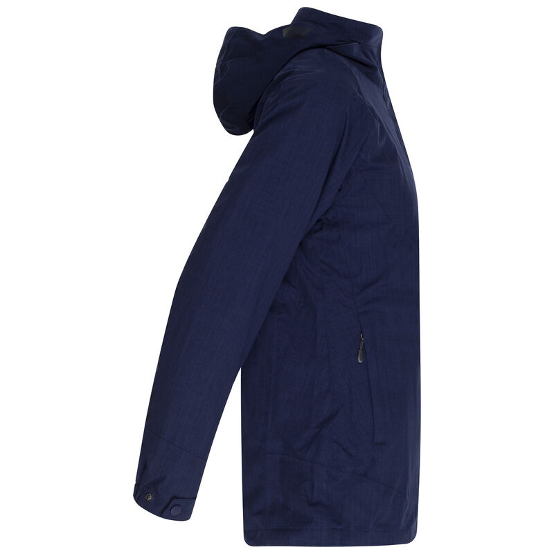 K-Way Women's Libra 3 in 1 Jacket -  navy-midblue