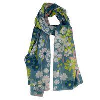 Old Khaki Women's Lydia Foliage Trellis Scarf -  c54