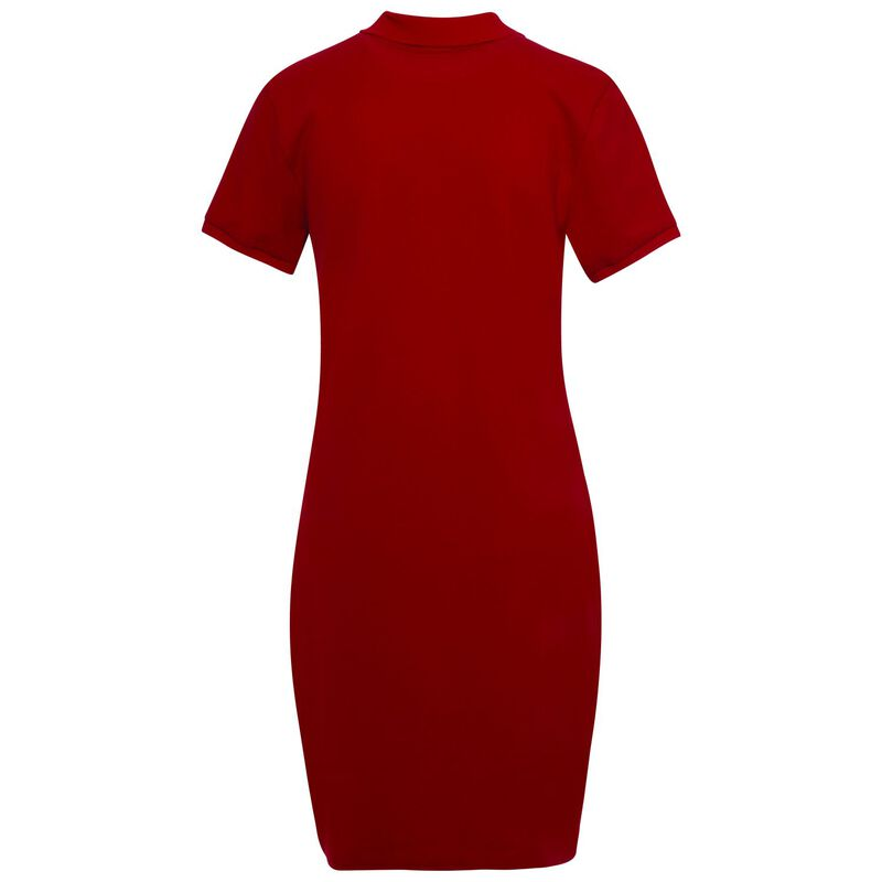 Evelyn Women's Golfer Dress -  red