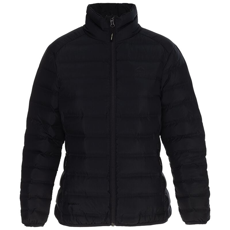K-Way Women's Ember Re:Down Jacket -  black