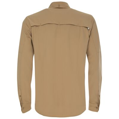 K-Way Men's Explorer Potter Long Sleeve Shirt