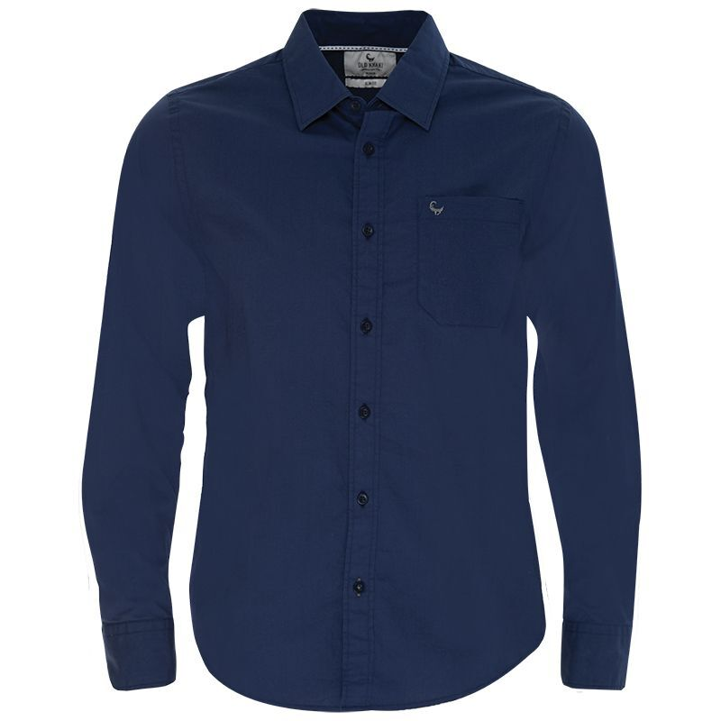 Old Khaki Men's Andy 2 Slim Fit Shirt -  navy