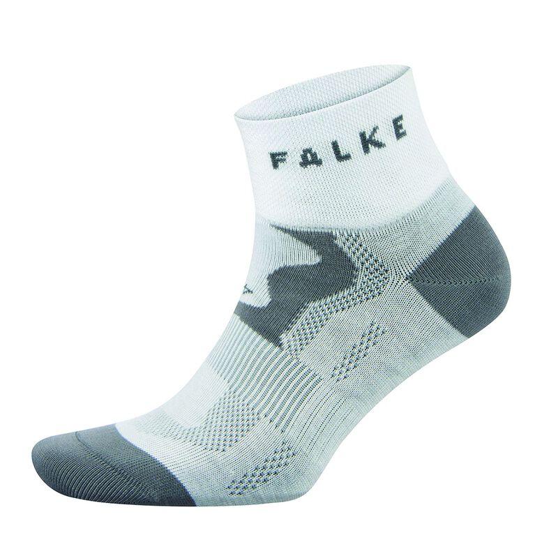 Falke Unisex Drynamix Running Sock -  grey-grey