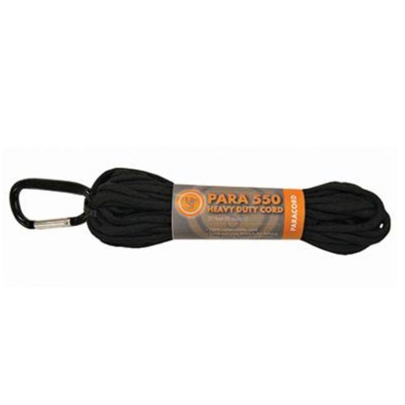 UST Paracord 550 -  black