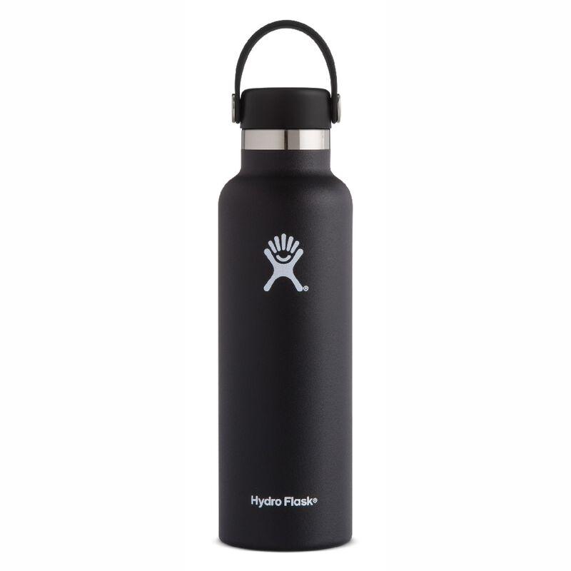 Hydro Flask 621 ml Standard Mouth -  black