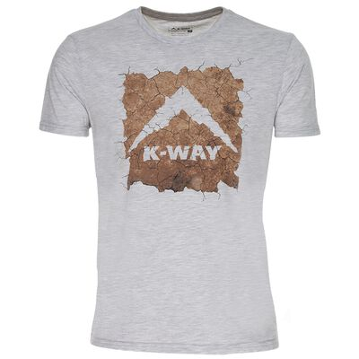 K-Way Men's Brand Vehicle W19.3 T-Shirt