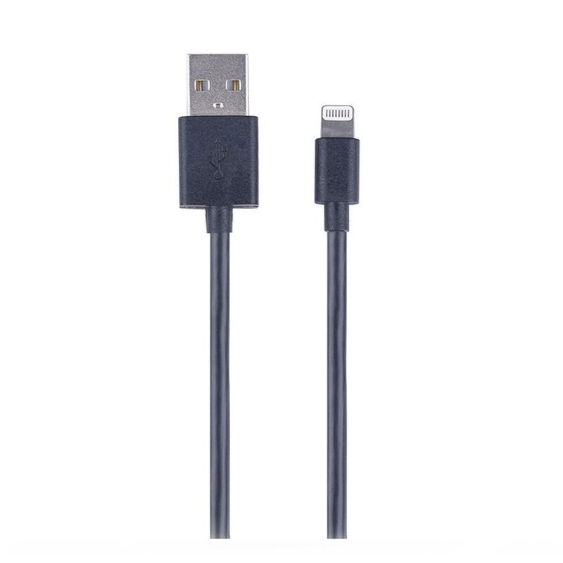 Volkano Strike Mfi 8pin Cable -  black