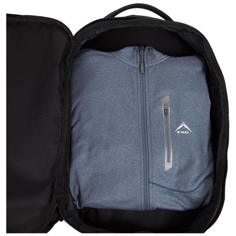 K-Way Grind Laptop Daypack -  navy-orange