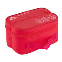 K-Way Underwear Bag -  red-red