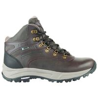 Hi-Tec Women's Altitude 6 Mid Boot -  chocolate-chocolate