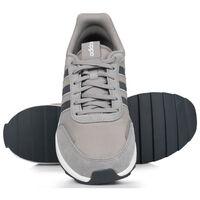 Adidas Men's Retrorun Classic Sneaker -  grey-grey