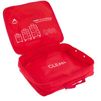 K-Way Clothes Bag -  red-red