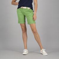 Old Khaki Women's Callia Belted Short -  green