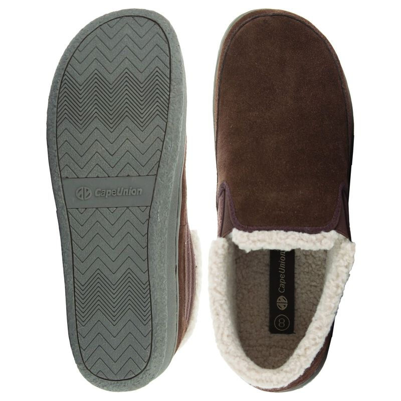 Cape Union Men's Caleb Slippers -  brown
