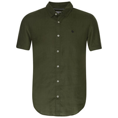 Old Khaki Men's Laz Linen Shirt