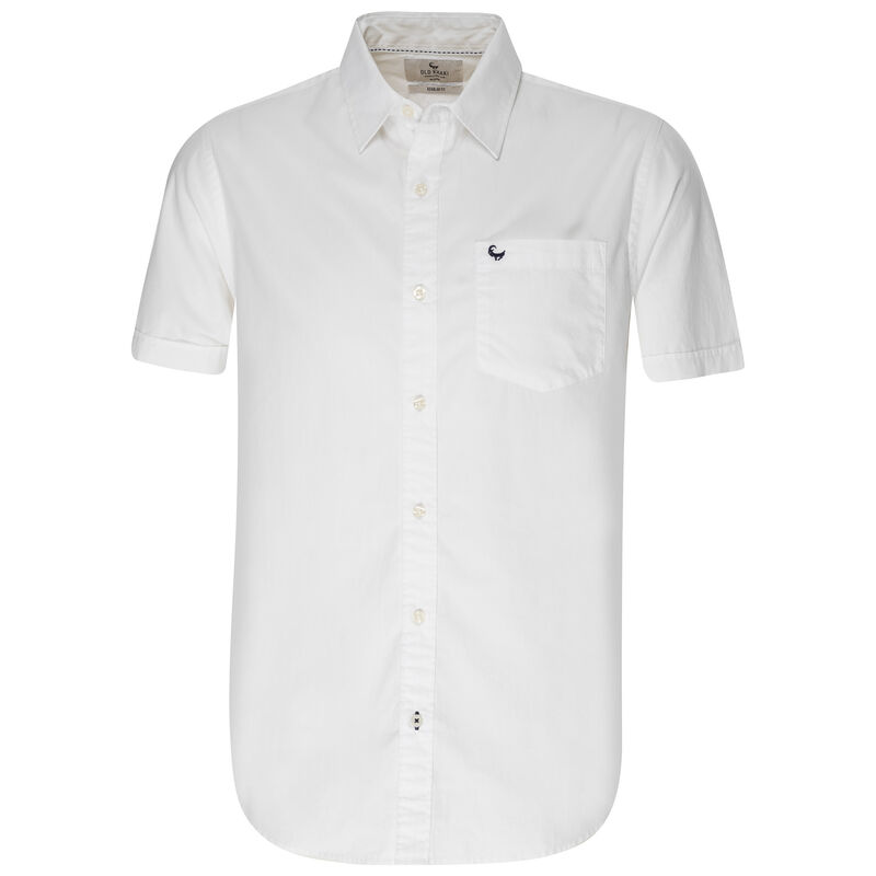 Old Khaki Men's Ali Regular Fit Shirt -  white