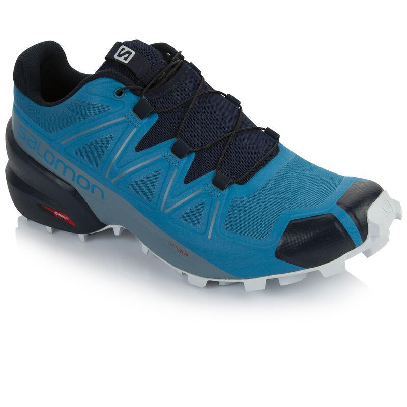 Salomon Speedcross 5 -  turquoise-navy