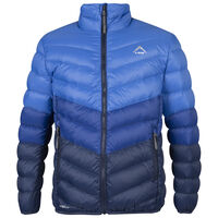 K-Way Youth Cygnet Down Jacket -  navy-royal