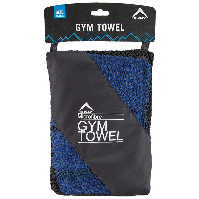 K-Way Gym Towel -  blue