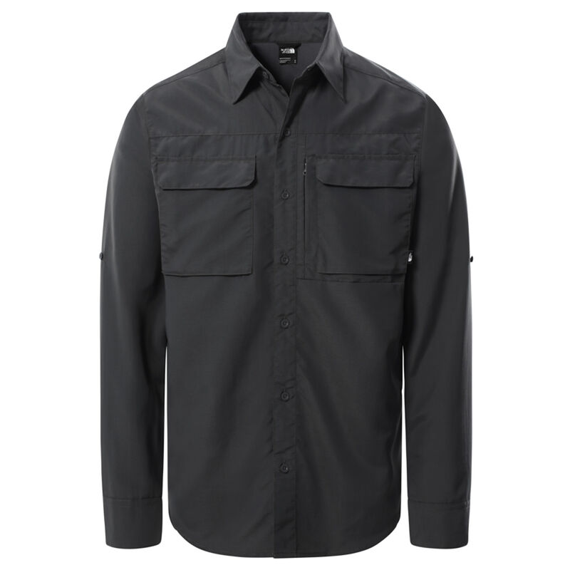 The North Face Men's Sequoia Long-Sleeve Shirt -  c02