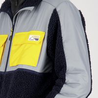 K-Way MMXXI Men's Travis Fleece Jacket -  dc1257