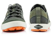 Merrell Men's Rant Discovery Lace Canvas Shoe -  darkolive