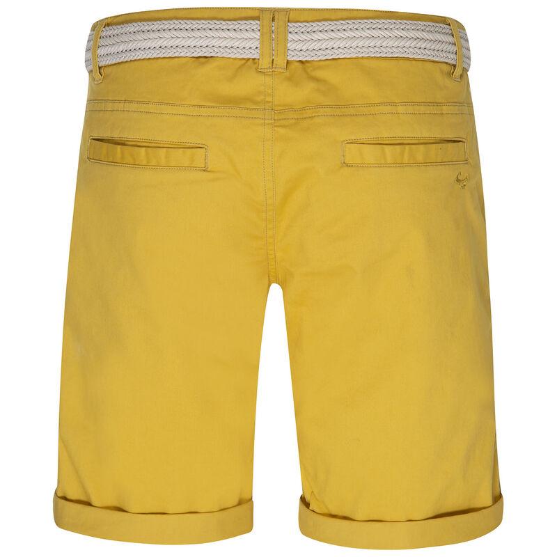 Old Khaki Women's Callia Belted Shorts -  ochre-ochre